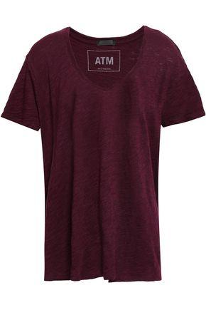 ATM ANTHONY THOMAS MELILLO Slub cotton-jersey T-shirt