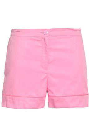 EMILIO PUCCI Cotton-poplin shorts