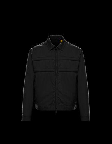 MONCLER DOODLE - Overcoats - men