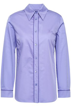 EMILIO PUCCI Cotton-poplin shirt
