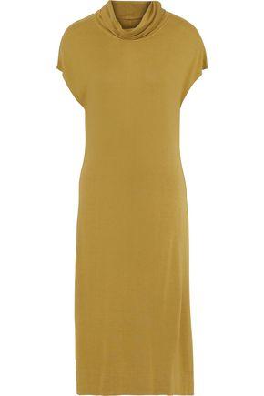 RAQUEL ALLEGRA Icon jersey midi dress