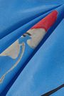 GANNI Joycedale floral-print silk crepe de chine maxi dress