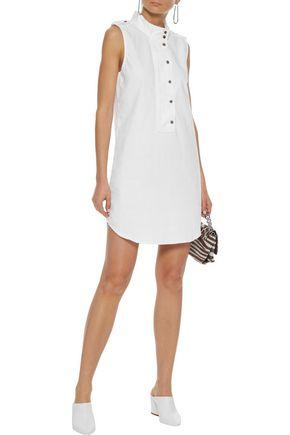 EQUIPMENT Denim mini dress
