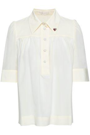 MARC JACOBS Silk crepe de chine blouse