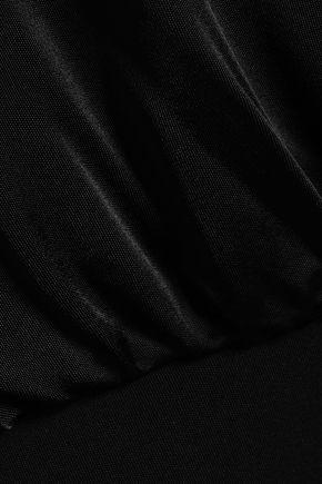 MICHELLE MASON Stretch-jersey bodysuit