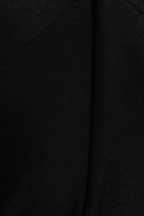 VALENTINO Ribbed-knit top