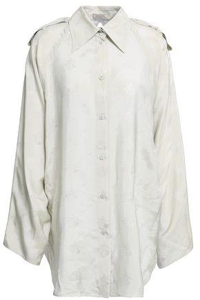 NINA RICCI Jacquard shirt