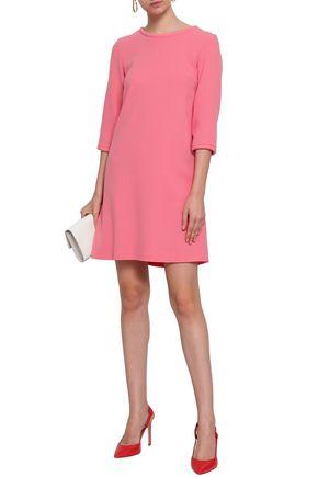 GOAT Lola neon cady mini dress