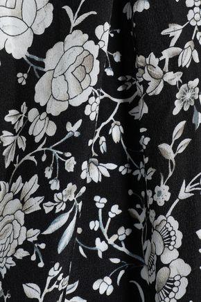 ZIMMERMANN Ruffled silk dress