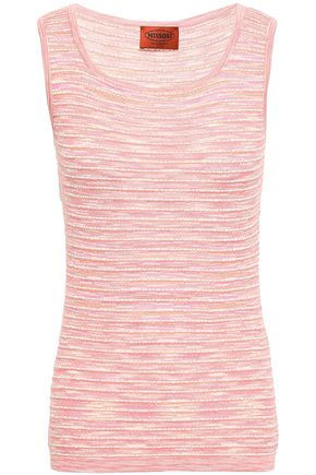 MISSONI Knitted tank
