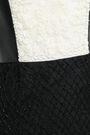 ヴァレンティノ レースパネル 装飾付き シルクチュール ロングドレス