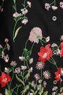 MARQUES' ALMEIDA Embroidered cotton-blend bodysuit
