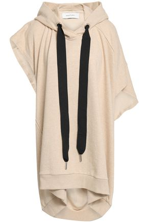 MARQUES' ALMEIDA Oversized French cotton-terry hoodie