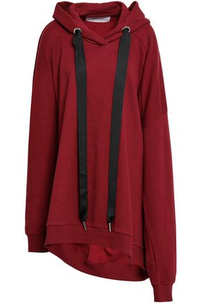 MARQUES' ALMEIDA Oversized French cotton-terry sweatshirt