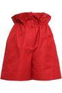 BRUNELLO CUCINELLI Cotton-blend twill shorts
