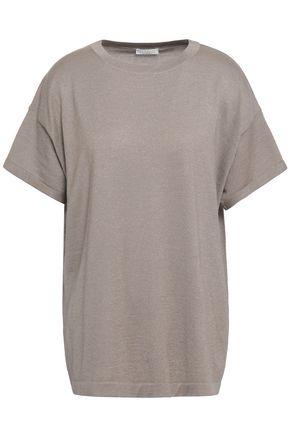 BRUNELLO CUCINELLI Cashmere-blend T-shirt