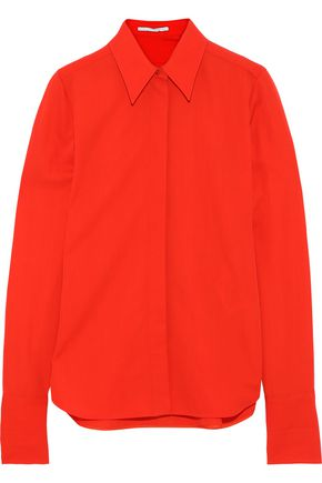 STELLA McCARTNEY Didi wool-twill shirt