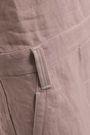 BRUNELLO CUCINELLI Linen-blend twill jumpsuit