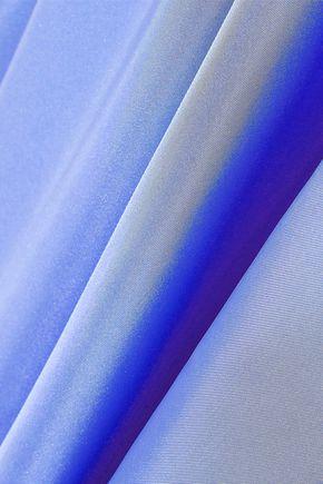 ROKSANDA Herona cutout silk-satin midi dress