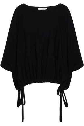 MILLY Oversized knitted top