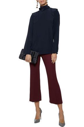 ROKSANDA Aulna pussy-bow silk crepe de chine blouse