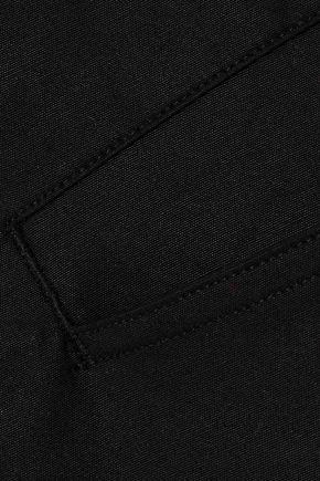 DRKSHDW by RICK OWENS Cotton-blend poplin tunic