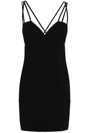 BLACK HALO Cady mini dress