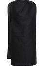 RICK OWENS Toga draped paper-blend jacquard tunic