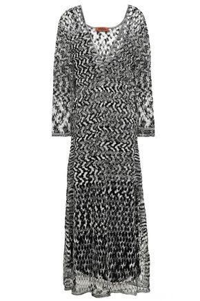 MISSONI Open-knit midi dress