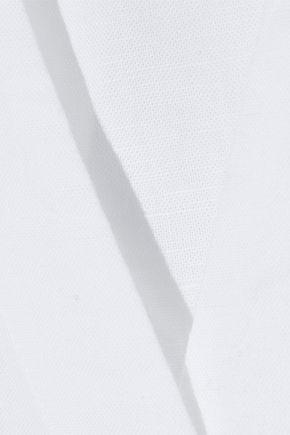 RAG & BONE コットン&リネン混 ラップトップス