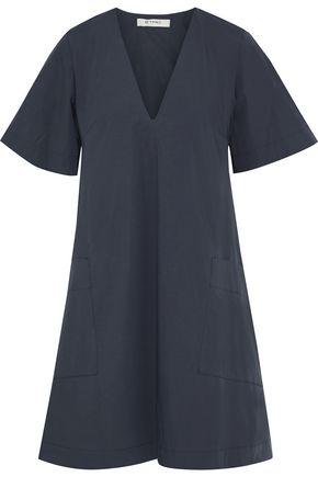 ETRO Stretch-cotton poplin mini dress