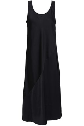 FILIPPA K Satin midi dress