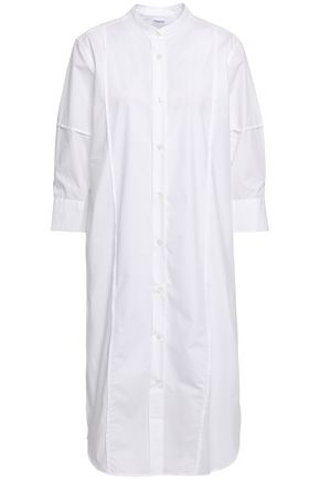 FILIPPA K Cotton-poplin shirt dress