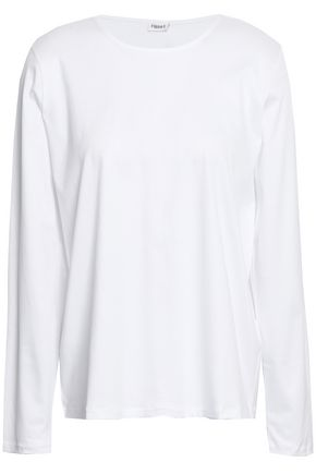 FILIPPA K Mercerized cotton top