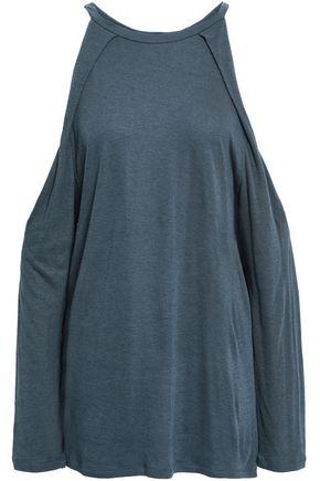 IRO Modal-blend jersey top
