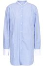 FILIPPA K Striped cotton-poplin shirt