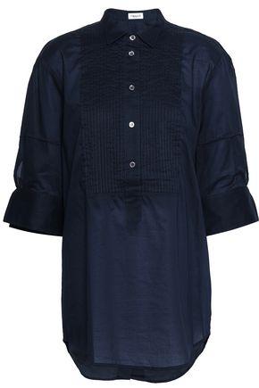 FILIPPA K Pintucked cotton shirt