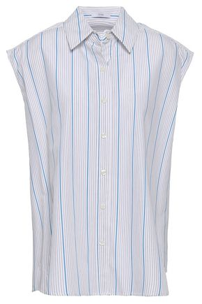 TOME Striped cotton shirt