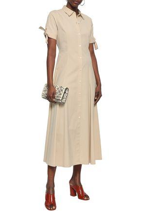 59e3e0da7be Stretch-cotton midi shirt dress | THEORY | Sale up to 70% off | THE ...