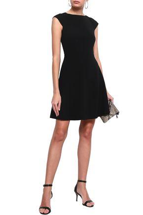 THEORY Cotton-poplin mini shirt dress