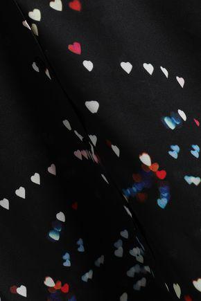 EQUIPMENT Printed crepe de chine shirt