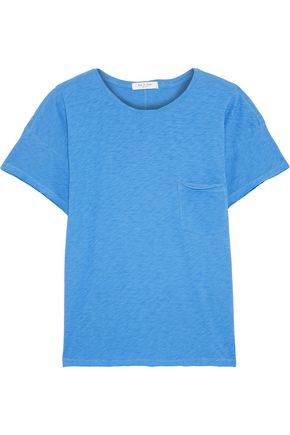 RAG & BONE Slub Pima cotton-jersey T-shirt