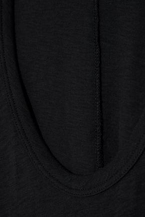 RAG & BONE Mélange Pima cotton-jersey T-shirt