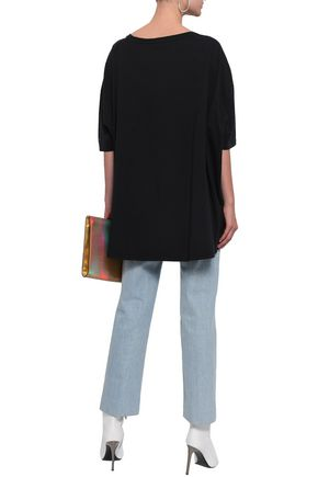 EACH X OTHER Oversized printed cotton-jersey T-shirt
