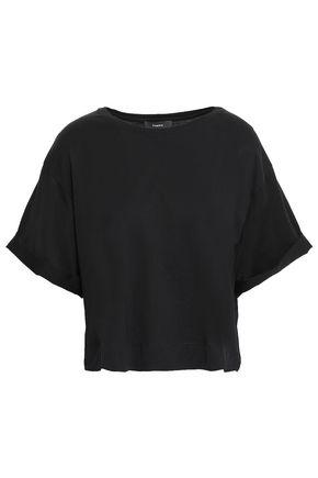 THEORY Pima cotton-jersey T-shirt