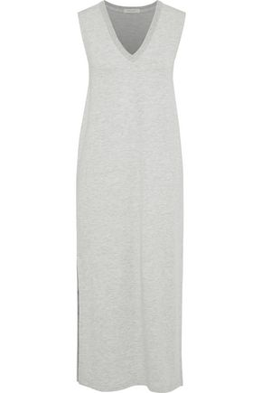 RAG & BONE Phoenix French stretch-modal terry midi dress