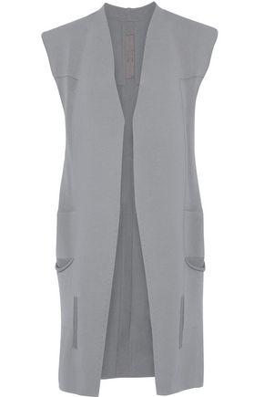 RICK OWENS Cotton vest