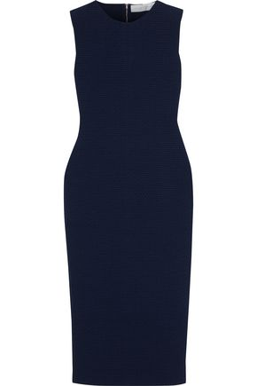 VICTORIA BECKHAM Crochet-knit dress