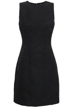 THEORY | Theory Hourglass Brocade Mini Dress | Goxip