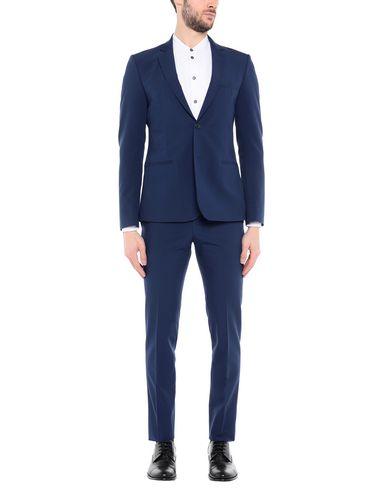 Фото - Мужской костюм SIMON PEET синего цвета
